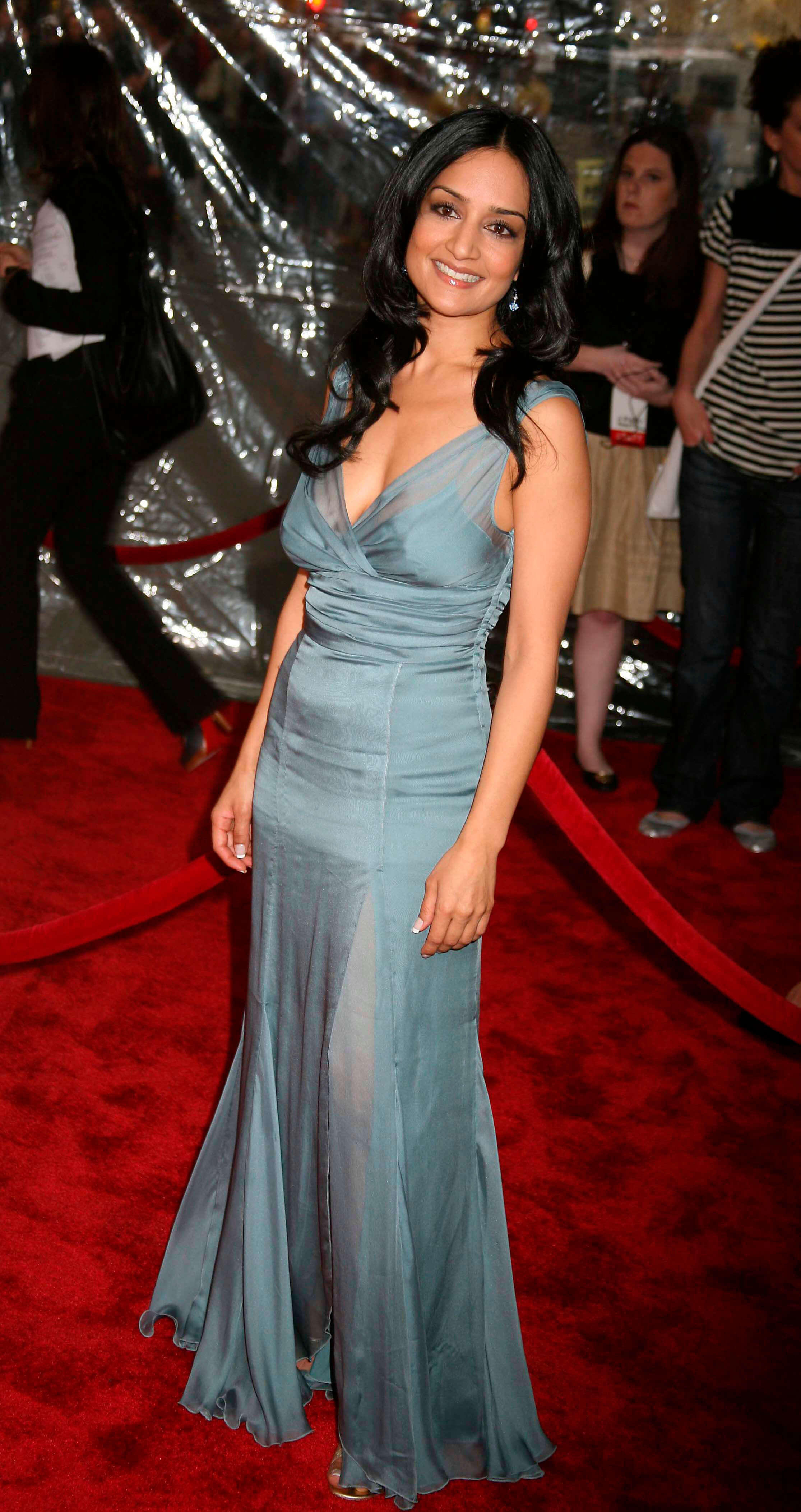 49 Archie Panjabi Hot Pictures Are So Damn Hot That You Can