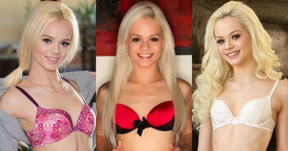 Elsa jean cant keep hands