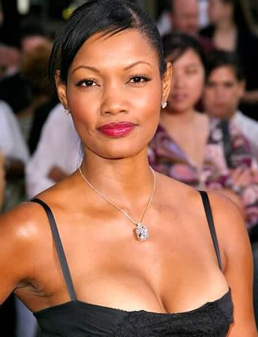 Garcelle Beauvais hot busty