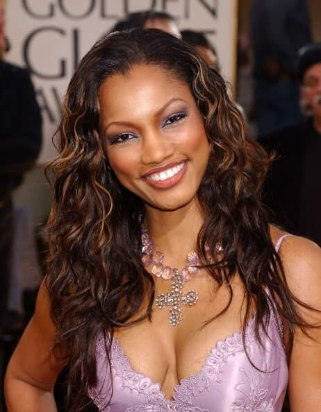 Garcelle Beauvais sexy boobs