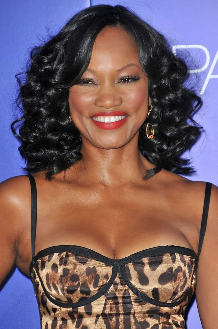 Garcelle Beauvais sexy busty pics