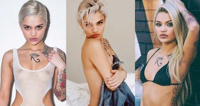 49 Hot Pictures of Amina Blue Will Make Your Pray Her like Goddess