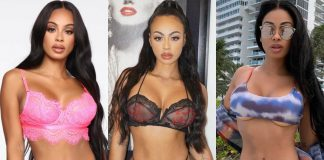 49 Hot Pictures of Analicia Chaves Will Prove Heaven Is On Earth