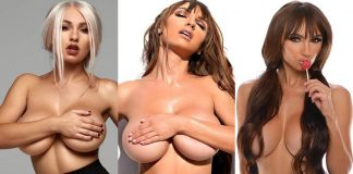 49 Hot Pictures of Iryna Ivanova Shows God Took Sweet Time To Make Her