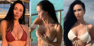 49 Hot Pictures of Nina Serebrova Proves She Is The Sexiest Celeb In Hollywood