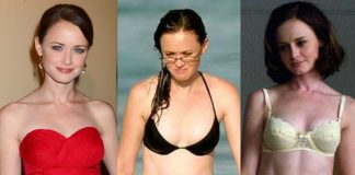 49 Hottest Alexis Bledel Bikini Pictures Will Rock Your World With Beauty And Sexiness