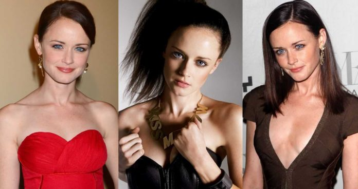 49 Hottest Alexis Bledel Boobs Pictures Will Inspire You To Get Rich And Achieve Her