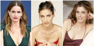 49 Hottest Amanda Peet Boobs Pictures Define The Meaning Of Beauty