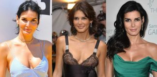49 Hottest Angie Harmon Boobs Pictures Are Here To Brighten Up Your Day