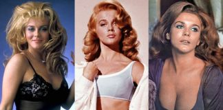 49 Hottest Ann-Margret Boobs Pictures Will Make You An Addict Of Her Beauty