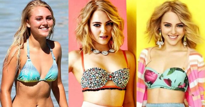 49 Hottest AnnaSophia Robb Boobs Pictures Will Make Your Pray Her like Goddess