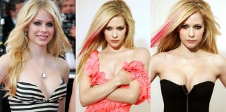 49 Hottest Avril Lavigne Boobs Pictures Proves She Is A Queen Of Beauty And Love