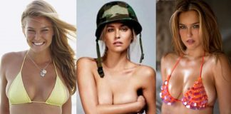 49 Hottest Bar Refaeli Boobs Pictures Are Perfect Definition Of Beauty