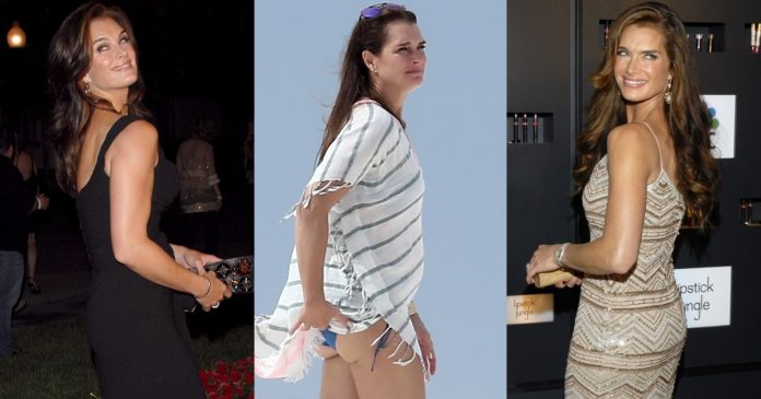 49 Hottest Brooke Shields Big Butt Pictures Will Make You Hot Under You Collars
