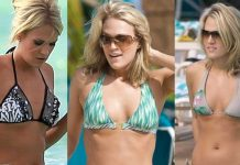 49 Hottest Carrie Underwood Bikini Pictures Will Prove Heaven Is On Earth