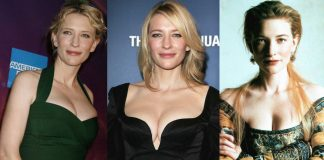 49 Hottest Cate Blanchett Boobs Pictures Will Literally Drive You Nuts For Her