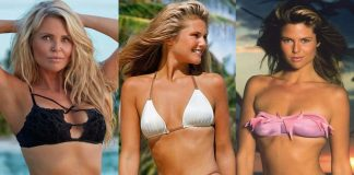 49 Hottest Christie Brinkley Bikini Pictures Will Make You Fall In Love Like Crazy