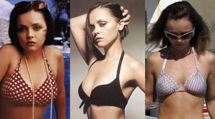 49 Hottest Christina Ricci Bikini Pictures Define The Meaning Of Beauty