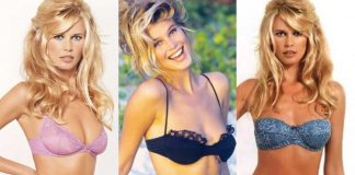 49 Hottest Claudia Schiffer Bikini Pictures Are Going To Make You Skip Heartbeats