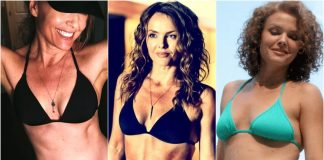 49 Hottest Dina Meyer Bikini Pictures Will Prove She Has Perfect Figure In The Industry