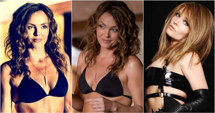 49 Hottest Dina Meyer Boobs Pictures Will Make You Believe She Has The Perfect Body