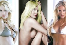 49 Hottest Elisha Cuthbert Boobs Pictures of Name Will Make You An Addict Of Her Beauty