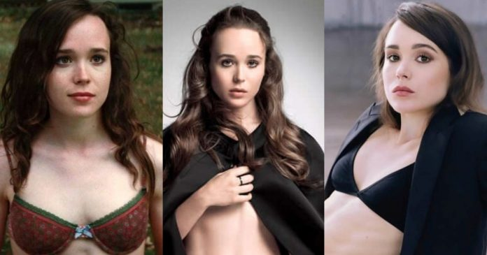 49 Hottest Ellen Page Boobs Pictures Are Going To Make You Skip Heartbeats