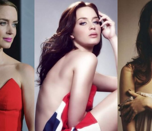 49 Hottest Emily Blunt Boobs Pictures Proves Her Body Is Absolute Definition Of Beauty