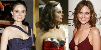 49 Hottest Emily Deschanel Bikini Pictures Shows God Took Sweet Time To Make Her