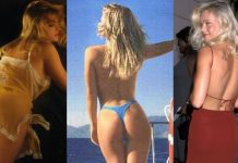 49 Hottest Erika Eleniak Big Butt Pictures Shows God Took Sweet Time To Make Her