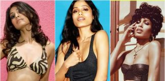 49 Hottest Freida Pinto Boobs Pictures Are One Hell Of A Joy Ride