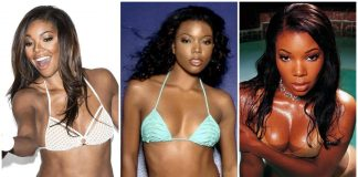 49 Hottest Gabrielle Union Boobs Pictures Proves Her Body Is Absolute Definition Of Beauty
