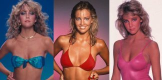 49 Hottest Heather Locklear Bikini Pictures Are Going To Make You Fall In Love With Her