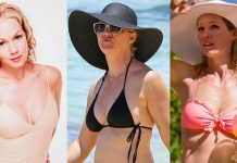 49 Hottest Jennie Garth Bikini Pictures Proves She Is A Shining Light Of Beauty