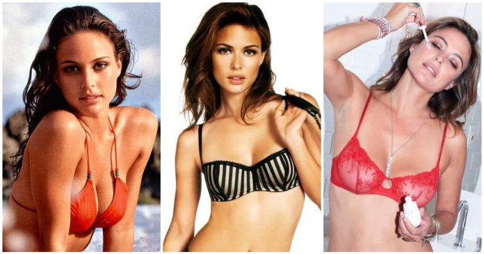 49 Hottest Josie Maran boobs Pictures Shows God Took Sweet Time To Make Her