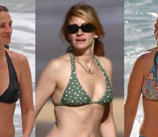 49 Hottest Julia Roberts Bikini Pictures Proves She Is A Shining Light Of Beauty
