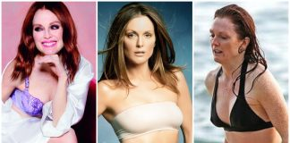 49 Hottest Julianne Moore Bikini Pictures Are Going To Make You Fall In Love With Her
