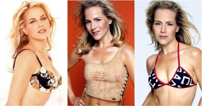 49 Hottest Julie Benz Boobs Pictures Will Prove That She Is A Goddess