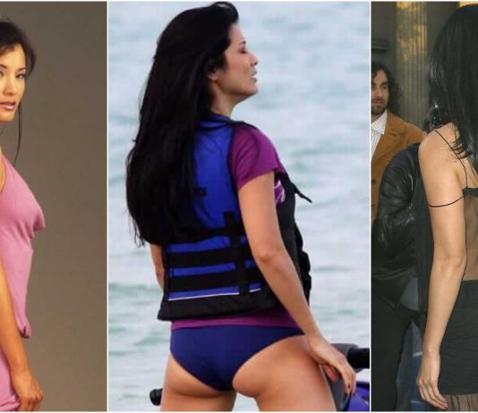49 Hottest Kelly Hu Big Butt Pictures Shows God Took Sweet Time To Make Her