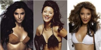49 Hottest Kelly Hu Bikini Pictures Proves She Is A Queen Of Beauty And Love