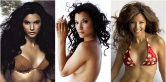 49 Hottest Kelly Hu Boobs Pictures Will Make You Want To Marry Her