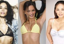 49 Hottest Kristin Kreuk Boobs Pictures Will Inspire You To Hit The Gym For Her