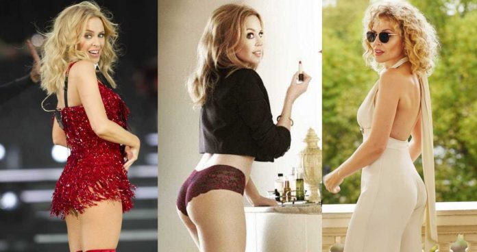 49 Hottest Kylie Minogue Big Butt Pictures Will Inspire You To Hit The Gym For Her