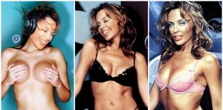 49 Hottest Kylie Minogue boobs Pictures Will Make You An Addict Of Her Beauty