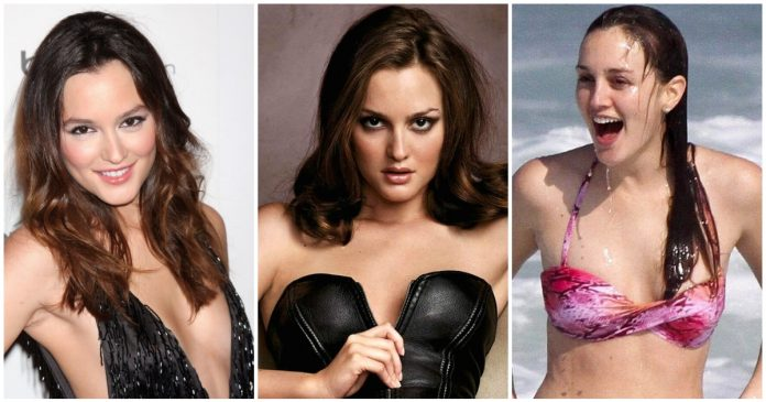 49 Hottest Leighton Meester Boobs Pictures Are Portal To Heaven