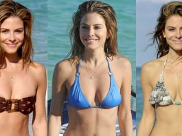 49 Hottest Maria Menounos Bikini Pictures Proves She Is A Queen Of Beauty And Love