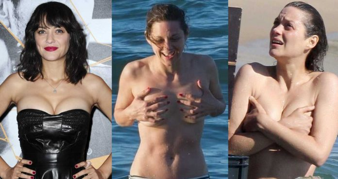49 Hottest Marion Cotillard Bikini Pictures Are Perfect Definition Of Beauty