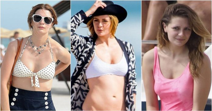 49 Hottest Mischa Barton Boobs Picture Will Make You An Addict Of Her Beauty