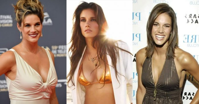 49 Hottest Missy Peregrym Boobs Pictures Are Just Too Damn Beautiful