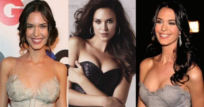 49 Hottest Odette Annable Boobs Pictures Will Make You An Addict Of Her Beauty
